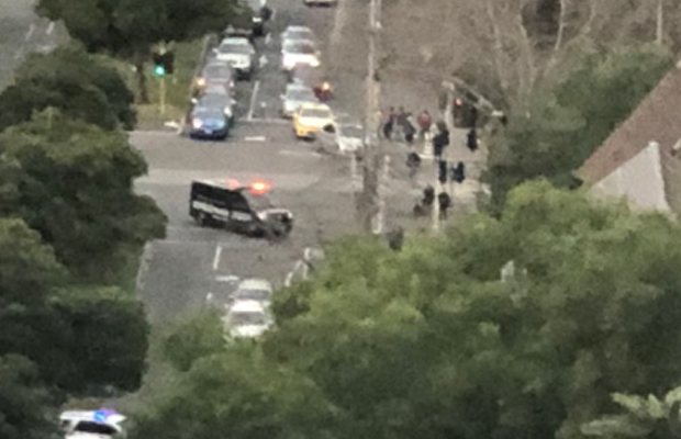 Article image for Elderly woman hurt in East Melbourne