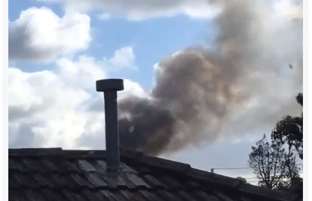 Article image for 'Very thick blanket of smoke': House fire breaks out in Ferntree Gully