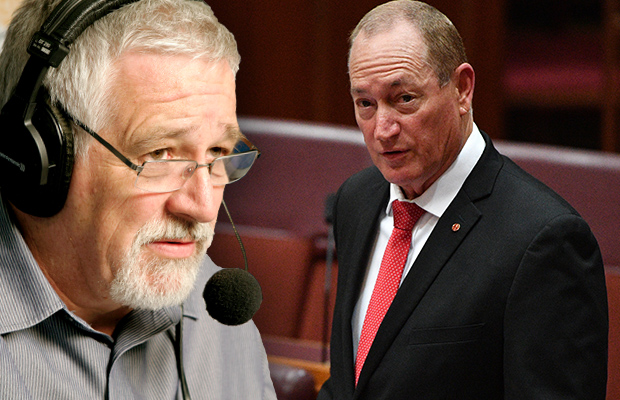 Article image for Senator Fraser Anning says Australian-born criminals who are Muslim should be deported