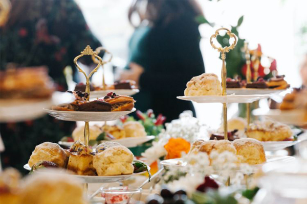 Article image for This Week in Food: High Teas with a twist