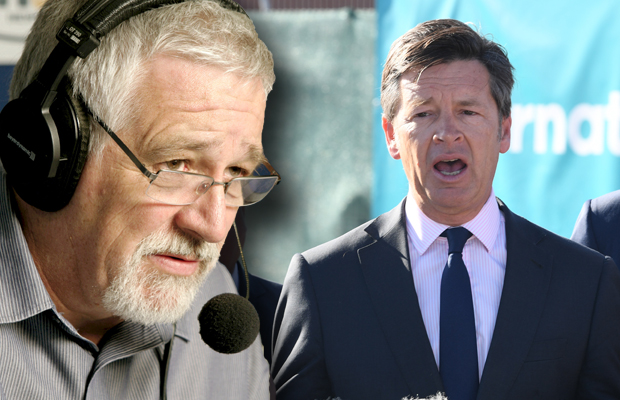 Article image for 'You've dudded us!': Neil Mitchell tackles Roads Minister over rego rip-off