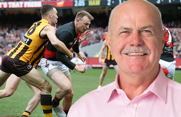 Article image for Why Leigh Matthews wouldn't re-sign Brendon Goddard