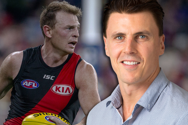 Article image for Lloydy's plan for Goddard's future if it's not at Essendon