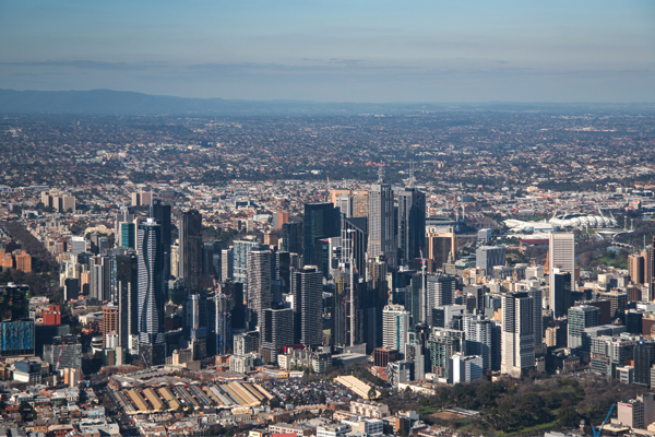 "Article image for ""Like adding a Darwin to the suburbs each year"": Melbourne's population hits five million"