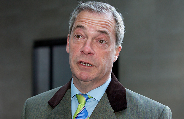Article image for Neil Mitchell speaks with Nigel Farage