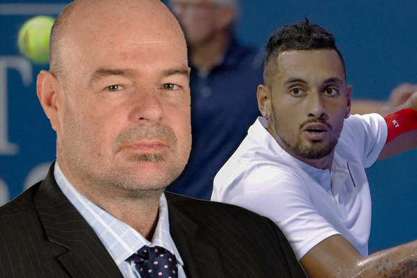 Article image for Robbo slams Nick Kyrgios after his latest 'disrespectful' media conference