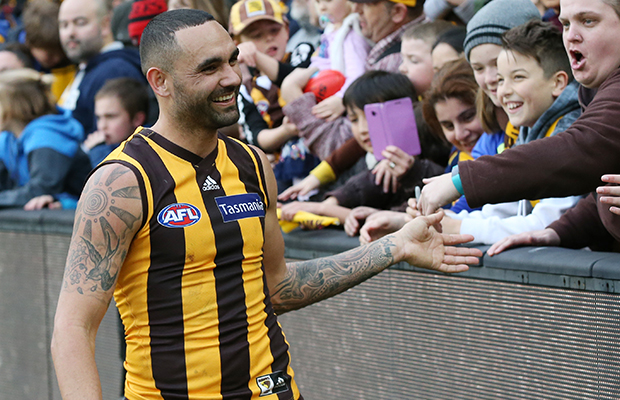 Article image for Shaun Burgoyne signs contract extension