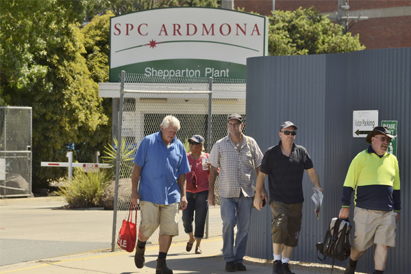 Article image for Coca-Cola considering selling SPC canning business in Shepparton