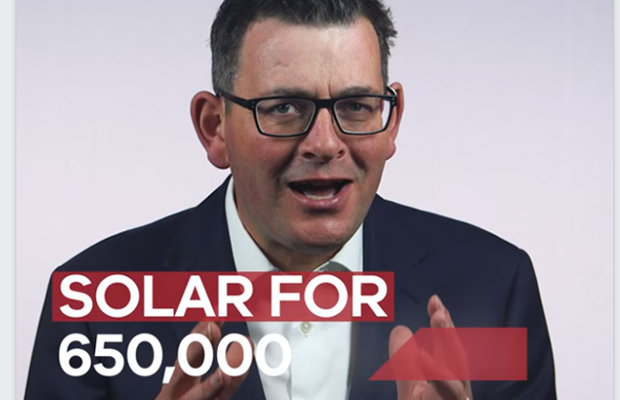 Article image for Fears that Labor's solar pledge could hurt those that need help