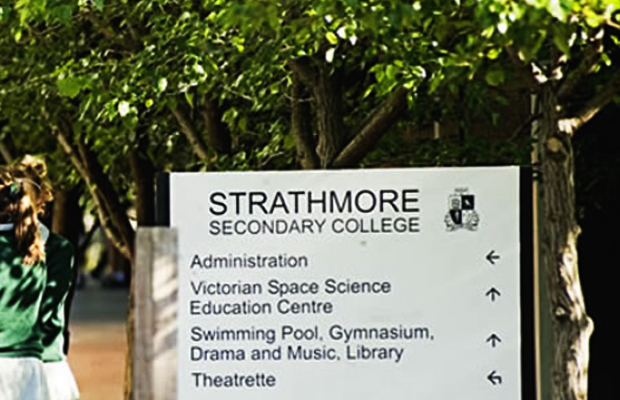 Article image for 'Distressed' Strathmore dad takes aim at school after private information leaked online