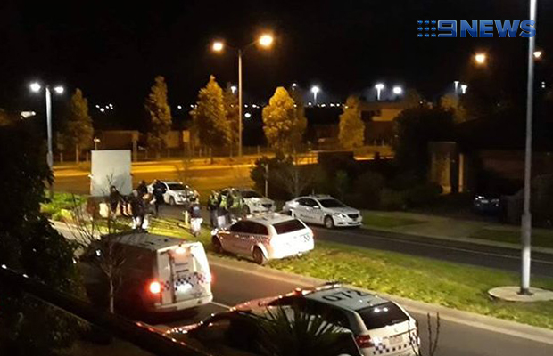 Article image for Police defend lack of arrests after youths wreak havoc at Taylors Hill