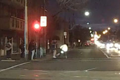 Rumour File: Video of jogger slamming into Punt Rd cyclist prompts fierce debate