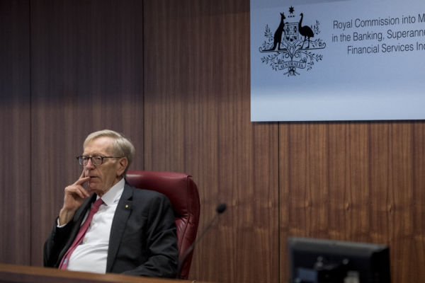 Article image for 'Do it properly, do it once': Senator suggests extending royal commission to get sector 'honest'
