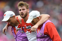 """Alex Johnson """"wouldn't be surprised"""" if Swans land big fish"""