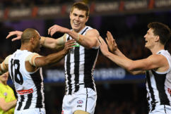 Scintillating Pies cause prelim boilover to book Grand Final spot