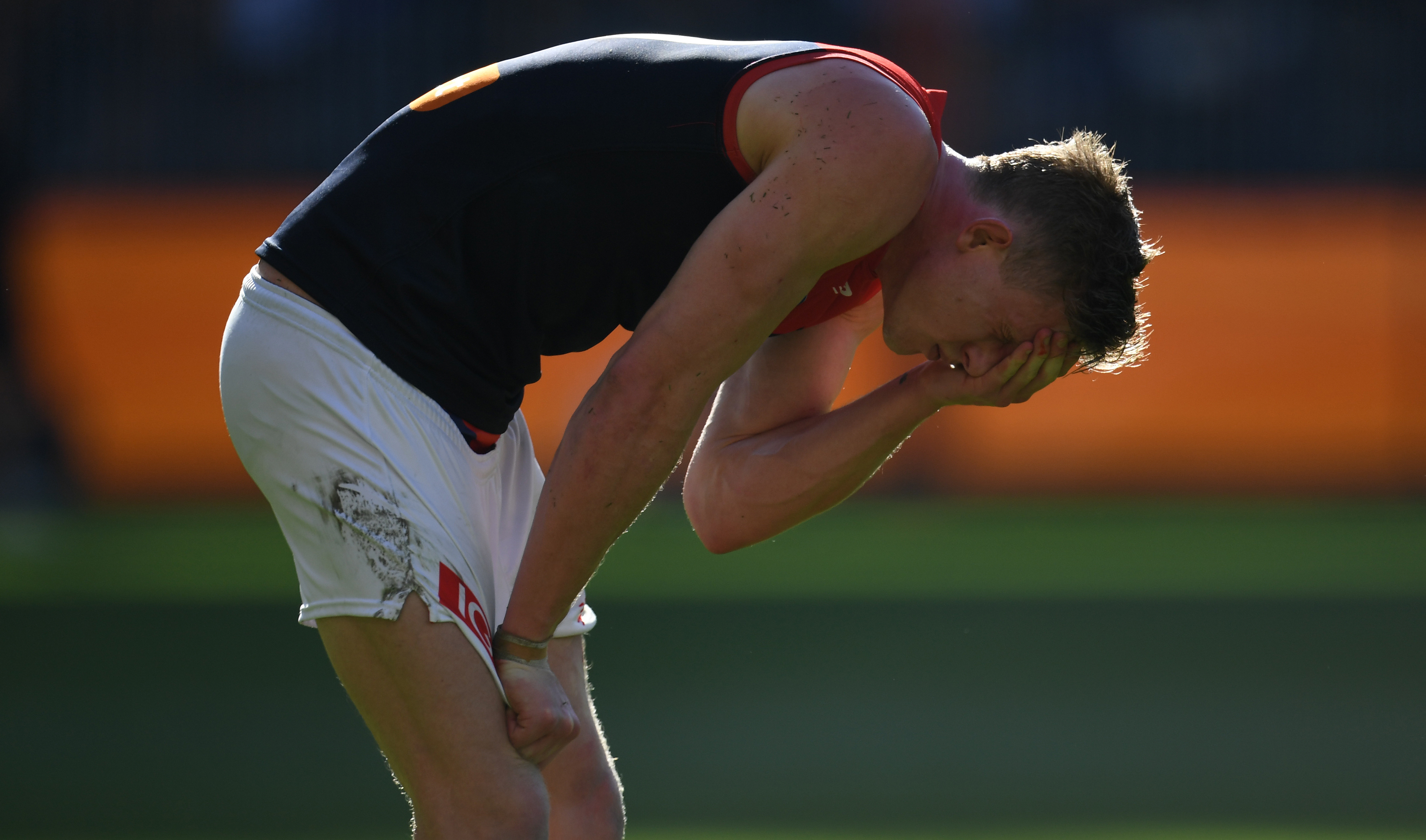 """Article image for Robbo: Melbourne """"choked"""" against West Coast"""