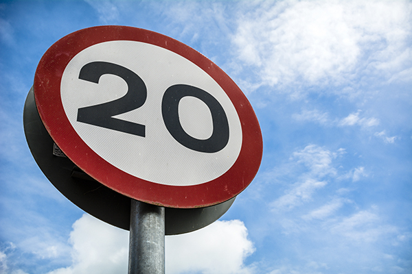 Article image for Questions raised over council's idea to lower speed zones to 20km/hr