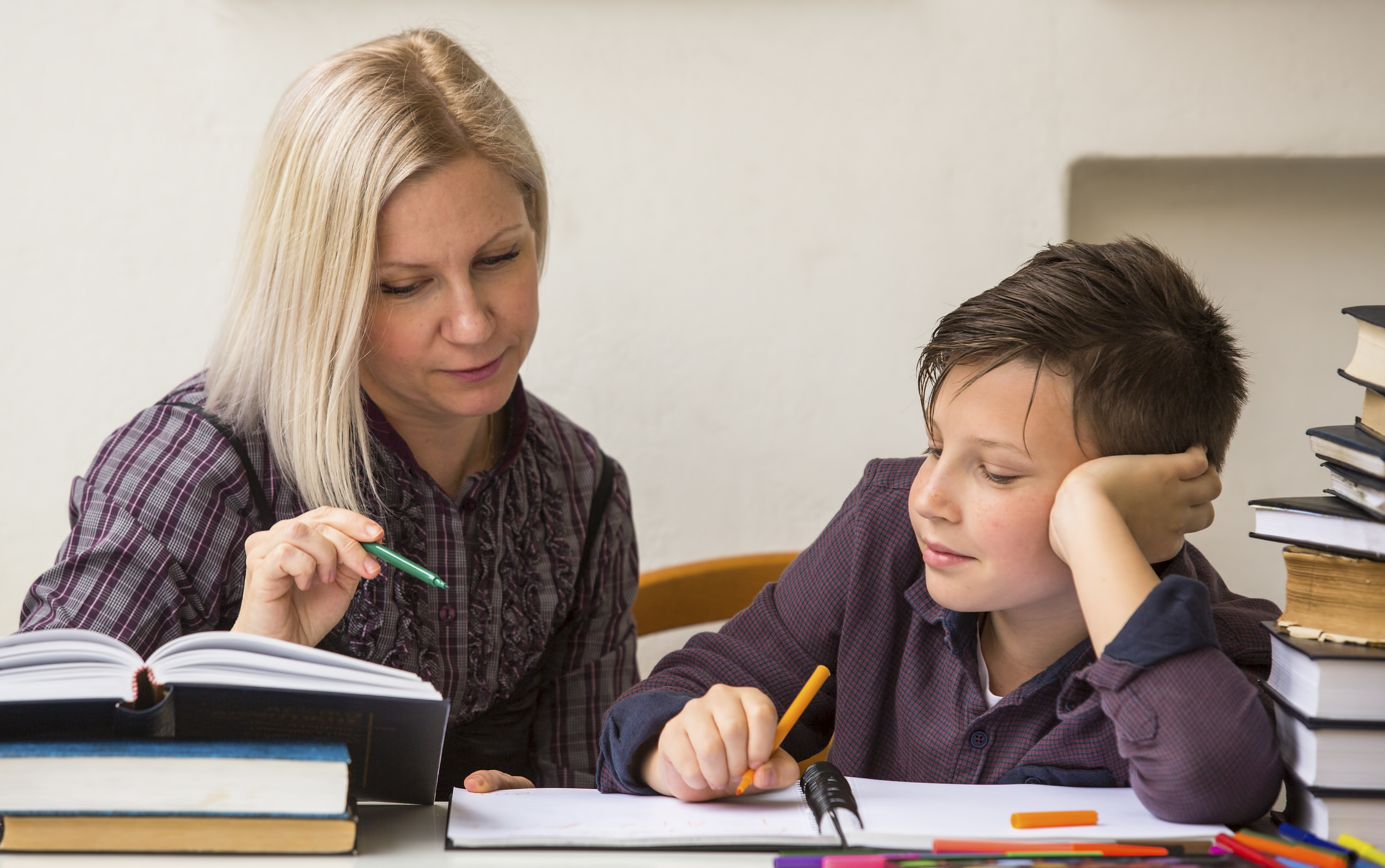Article image for Tutoring Association chief hits back at criticism of the industry
