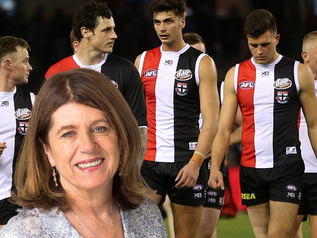 Article image for Change set to continue at the Saints, according to Caro