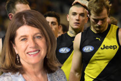 'They're at a crossroads': Caro's concern for Richmond