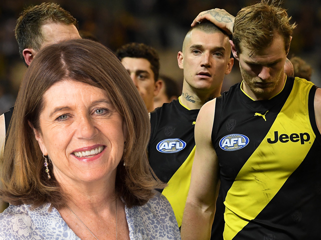Article image for 'They're at a crossroads': Caro's concern for Richmond