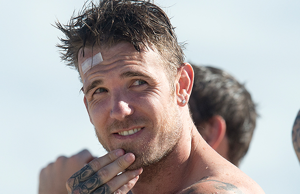 Article image for Dane Swan reportedly nabbed drink-driving at Malvern