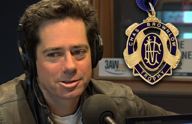 Article image for AFL boss says Brownlow Medal winner won't be charging for interviews