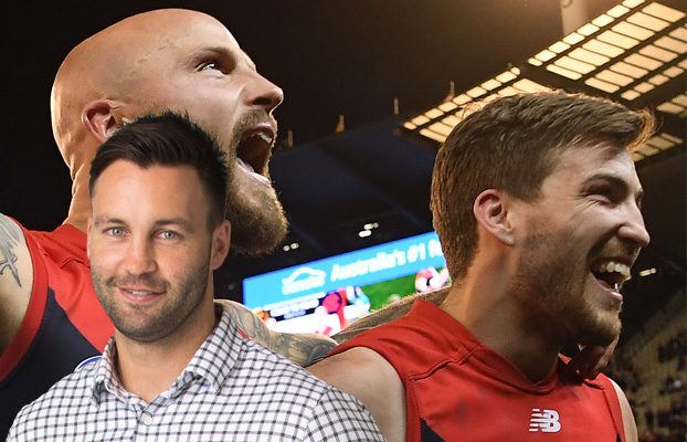 Article image for Jimmy reveals what Melbourne need to do against West Coast