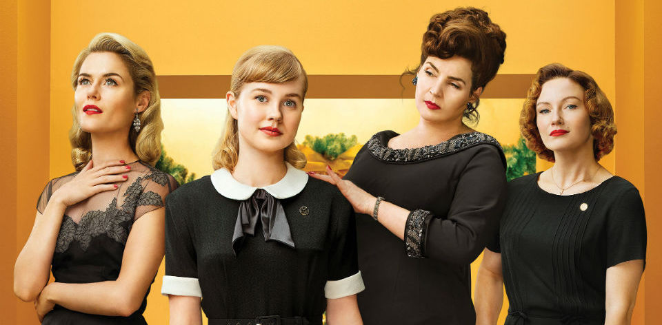 Leigh Paatsch reviews 'Ladies in Black'