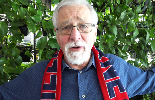 Article image for Neil Mitchell's call to arms for Dees supporters in Melbourne