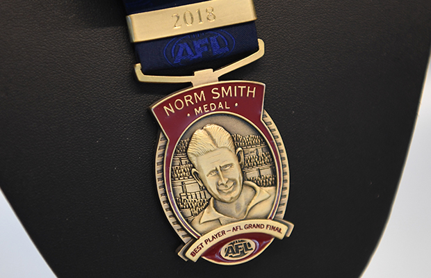Article image for AFL releases Norm Smith Medal voting panel