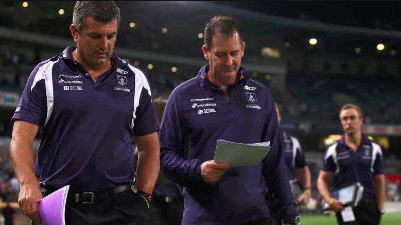 Article image for Eagles legend confirms senior coach ambitions