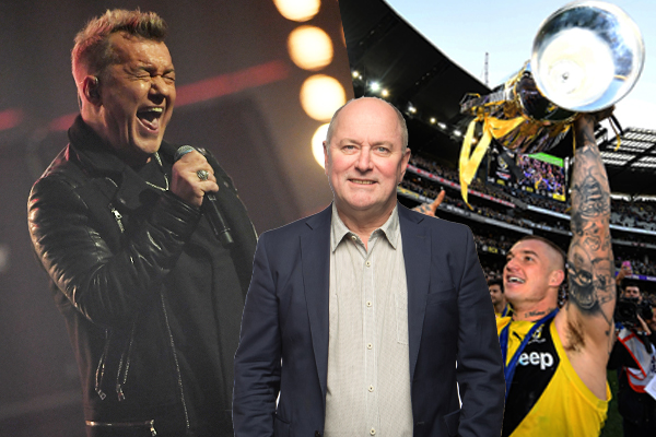 Article image for Rumour File: Ross reckons he's got the scoop on the AFL Grand Final entertainment