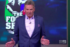 """Sam Newman """"bemused"""" by reaction to THAT speech"""