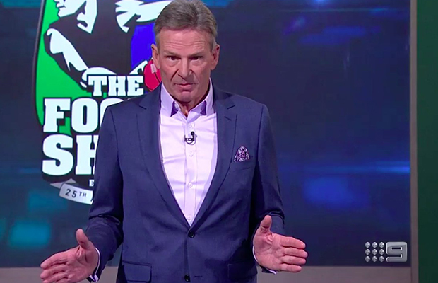 "Article image for Sam Newman ""bemused"" by reaction to THAT speech"