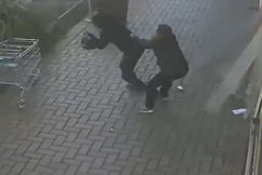 Dramatic footage of Sunbury robbery emerges