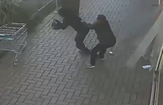 Article image for Dramatic footage of Sunbury robbery emerges