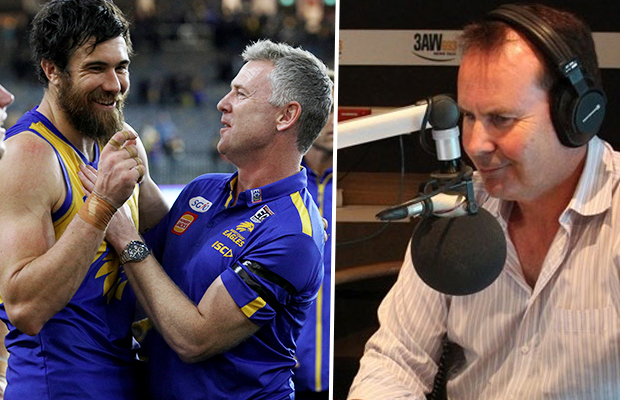 Article image for Tony Jones eats his words on 3AW Mornings!
