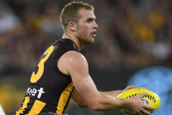 Tom Mitchell denies trying to cash in on post-Brownlow interviews