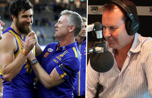 "Article image for Why Tony Jones thinks it was a ""great pity"" West Coast won on Saturday"