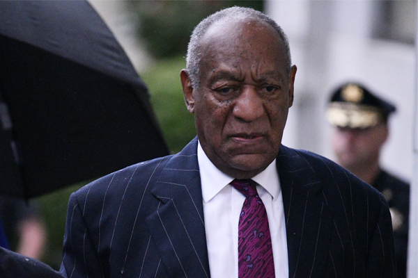 Article image for American actor Bill Cosby sentenced to jail time for sexual assault