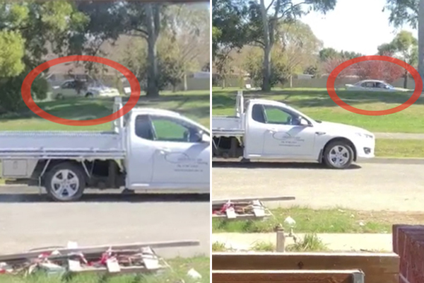 Article image for Hampton Park resident says he called police three times about stolen car and nothing was done