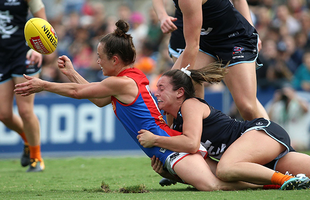 Article image for Why female footballers appear more susceptible to concussion