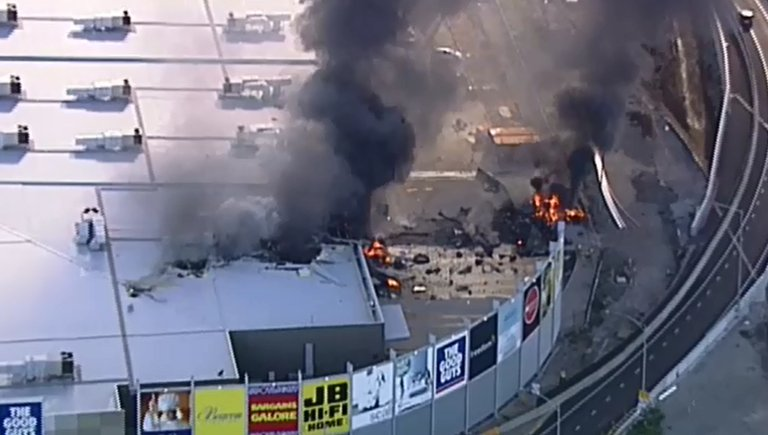 Article image for Pilot failed to tick off check list before fatal Essendon plane crash, report finds