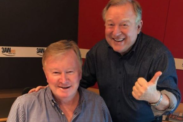 Article image for Denis and Peter Hitchener's talkback: You know you're getting older when…
