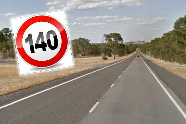 Article image for Wodonga councillor's push to raise speed limits on the Hume to 140km/hr