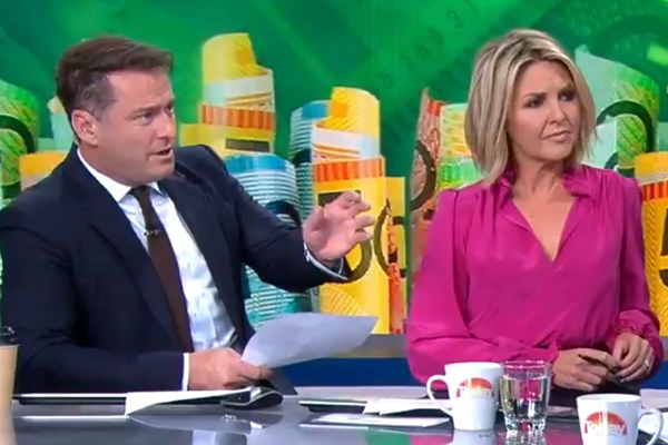 """Article image for """"Tiresome"""" Today Show falls under 200,000 metro viewers"""