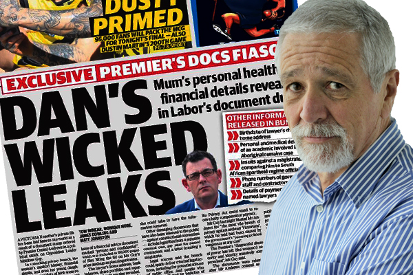 "Article image for ""Ignorance is no defense"": Neil Mitchell says there's no excuse for government's shocking privacy breach"