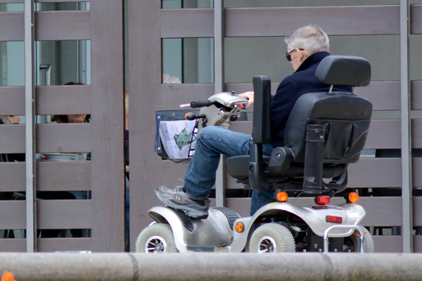 Article image for Calls for mobility scooter reform and regulation as injury toll skyrockets