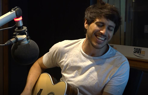 Article image for Musician Morgan Evans chats to Denis Walter on fame, country music and moving from Newcastle to Nashville